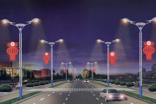 路灯照明3