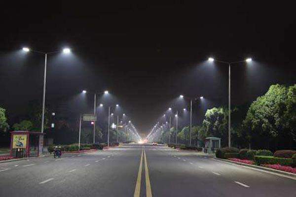 路灯照明4